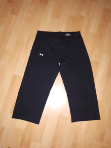 Under Armour Bermuda Leggings