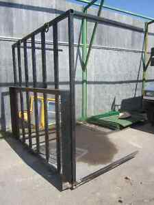 Heavy Metal Trailer Rack - Heavy Wall Tubing