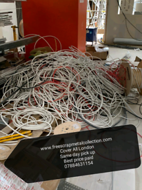 07884631154 FREE SCRAP METAL COLLECTIONS COPPER, BRASS,LEAD, CABLES