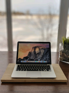 MacBook Pro (13-inch, Early 2015) (i5, 8GB, 121GB) (+ Software!)
