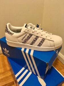 BRAND NEW Adidas Superstar Shoes - size 7 and  7.5 Women