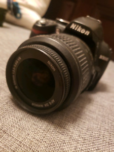 NIKON D3000 with fish eye