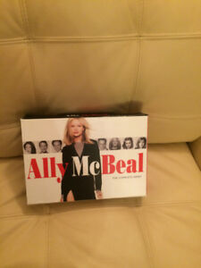 Alley McBeal TV Show DVD set