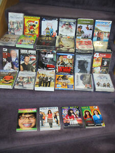 Movie Assortment - NEW, sold on choice - $5.00 ea.