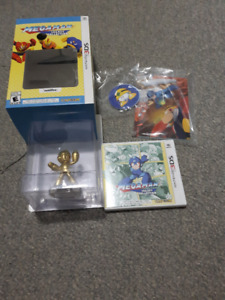 Megaman Legacy Collectors edition