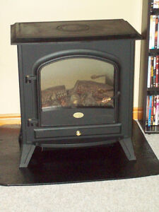 Electric Dimplex Fireplace and heater