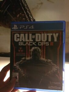 BO3 PS4 Mint Condition