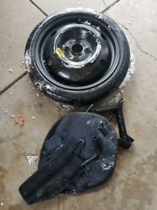 Compact spare tire kit: $75 OBO