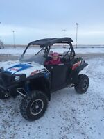 2012 Polaris razor 800 with new motor $13000 OBO