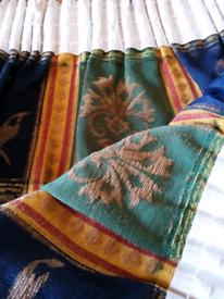 Next chenille curtains