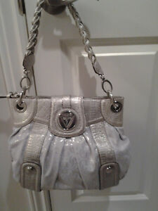 Brand New Light Silver Guess Purse London Ontario image 1