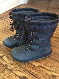 Olang Ice-Track Winter Boots with Crampons
