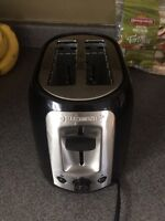 Blackndecker toaster