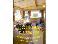 Static caravan for sale, Great Yarmouth. Norfolk, Nr Norfolk broads. NOT HAVEN
