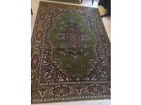 Beautiful large wool rug