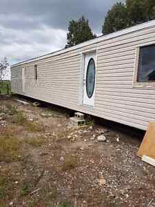 MOBILE HOME FOR SALE (TO BE MOVED)