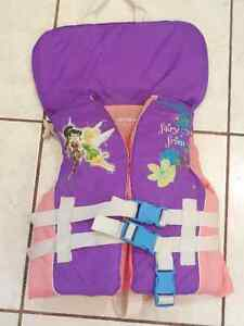 Tinkerbell swimming vest
