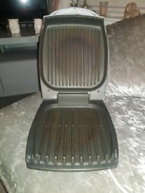 George Foreman mini grill