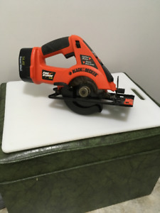 Black & Decker Skill Saw