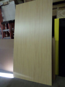 """Clear Pine Plywood 5/8"""" particle core good 2 sides"""