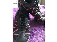 Size 3 1/2 Capezio dance shoes