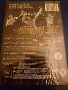 WWE Royal Rumble DVD 2004 London Ontario image 2