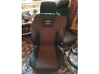 Mk4 Golf anniversary interior seats