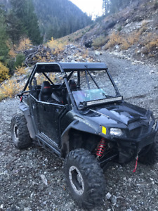***FULLY LOADED RZR 800*** TRADES CONSIDERED