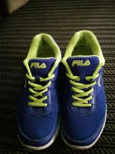 Fila runners