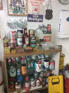Nostalgia, oil tins, collectible cars, bottles + 600 booths  Cambridge Kitchener Area image 5