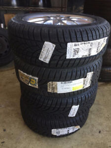 Winter Tires Mini Cooper RUNFLAT 195/55 R16 NEW ORIGINAL