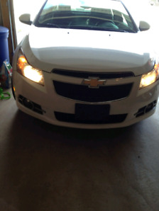 2012 Chevrolet Cruze LT/RS Sedan - White