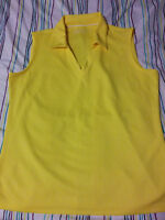 Haut sans manches NEUF Lady Hagen NEW sleeveless top 15$