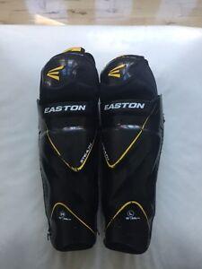 Size 15 Easton RS 2 shin pads
