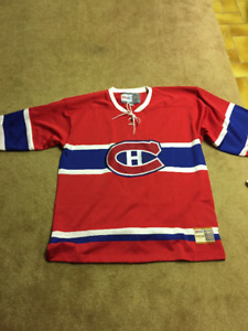 BRAND NEW! MONTREAL CANADIENS CCM OFFICIAL JERSEY
