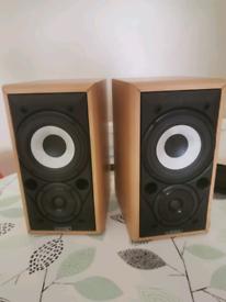 Mission 700 speakers