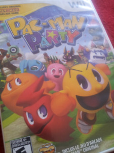 Pac man party w case and booklet excondition