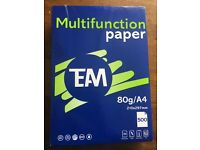 Multifunction paper 500 sheets