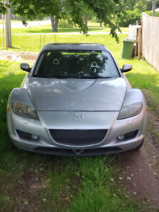 2006 Mazda RX-8 GT Coupe (2 door)