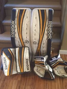 Reebok pro custom set - reduced $200