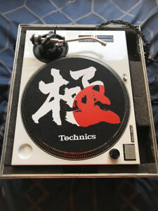 DJ Package including Technics 1210 MK2's and Pioneer Mixer