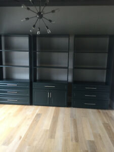 Must Sell!  Shelving from Executive Show Home *Reduced!!