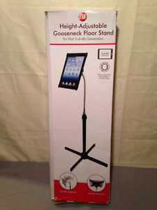 CTA Height Adjustable Gooseneck Floor Stand