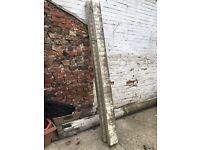 Concrete Lintel x2 - free to good home