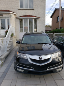Acura MDX 2010 Tech Package 7 Passagers,Camera, Navigation