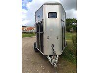 Ifor Williams 510 classic horse trailer