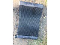 Street triple 675R radiator