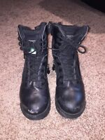 Magnum MPACT Steel Toe Tack Boots