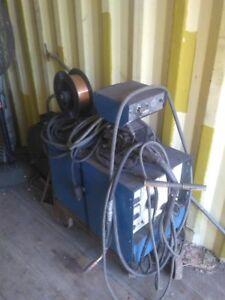 Miller 300 amp 3 phase 575v