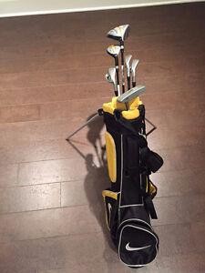 Kids Nike SQ Junior Golf Set